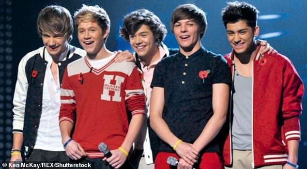 One Direction came third on the X-Factor - but are by far the most successful act to emerge