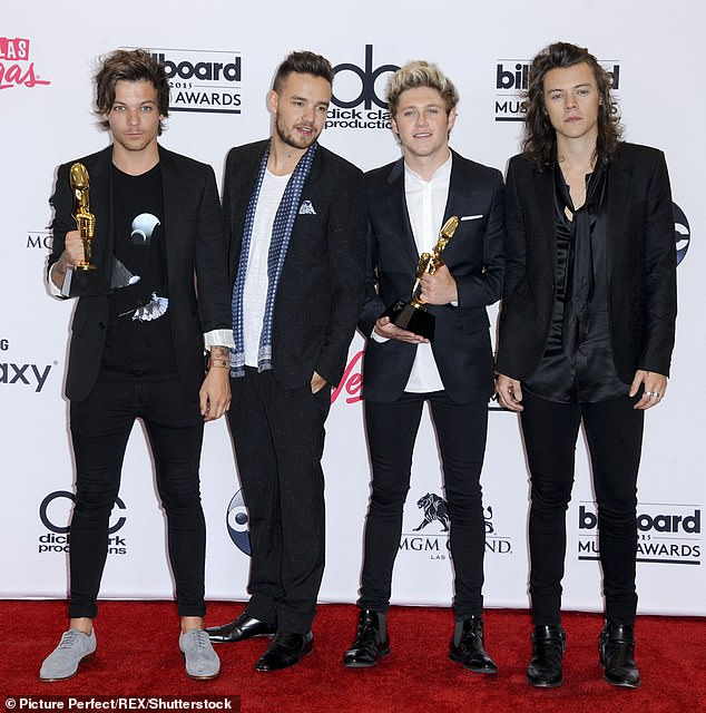 They continued afterbandmate Zayn Malik left - and are said to be worth at least £50million each