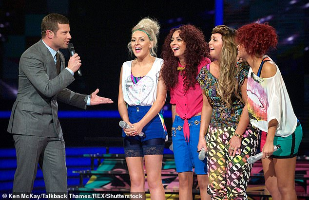 Little Mix were crowned the winners of The X Factor in 2011 when they become the first band to ever win the show in its history