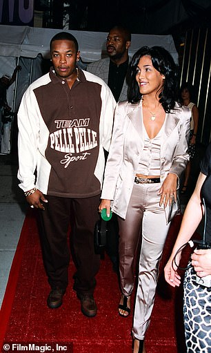 The couple (pictured during the 1996 MTV Video Music Awards) has been married since May 25, 1996