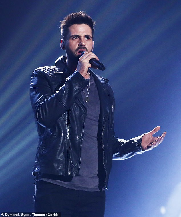 Ben Haenow described struggling with rejection after he was dropped by his record label despite winning the show in 2014
