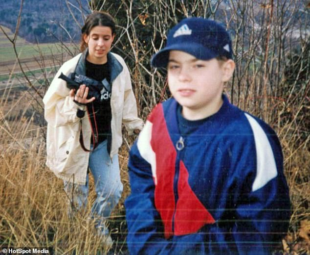'Best friends': Growing up, Danielle says she and Jesse were inseparable, however her brother started to noticeably change after his Army roommate shot himself in front of him in 2007