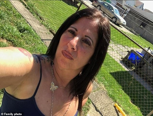 Denise Williams, 54, was stabbed to death trying to buy a fridge on Facebook Marketplace