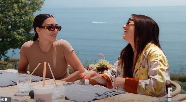 """'Honestamente, al principio pensamos, """"Espera, ¿se están conectando?"""" Porque era como ese tipo de relación '', le dijo Kim a Addison."""