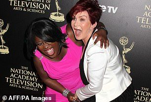 Happier days with Sheryl Underwood