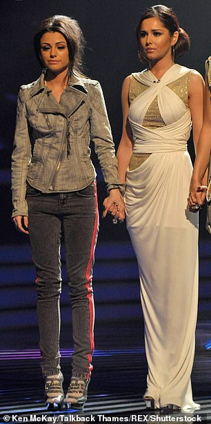 Cher Lloyd finished fourth on the show in 2010 being mentored by Cheryl and immediately cracked America