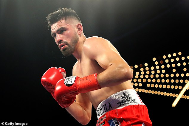 The Scot will fight Jose Ramirez (above) for super lightweight supremacy on May 22