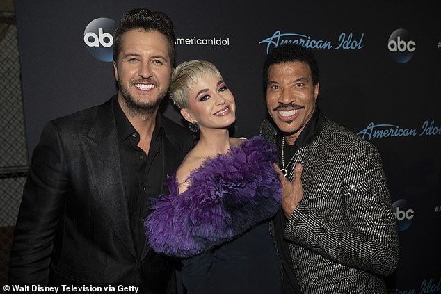 Personality:Perry herself revealed what Bryan and fellow judge Lionel Richie gave her after Daisy was born, saying'Lionel gave her a nice robe and then a bottle of champagne for mom and dad, and then Luke gave her a pink tractor and a Daisy BB gun.' Above May 21, 2020