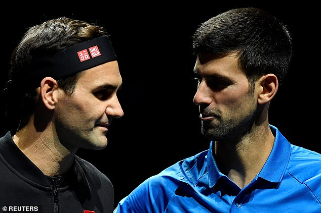 Roger Federer and Novak Djokovic have been on-court tennis rivals for the last 15 years