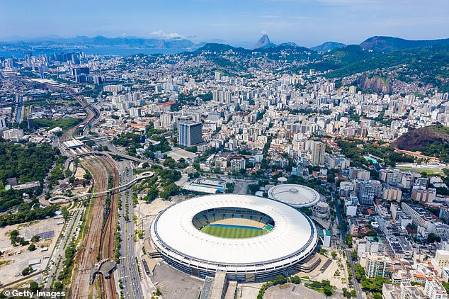 Rio de Janeiro had planned to rename it's iconic Maracana Stadium after the legendary Pele