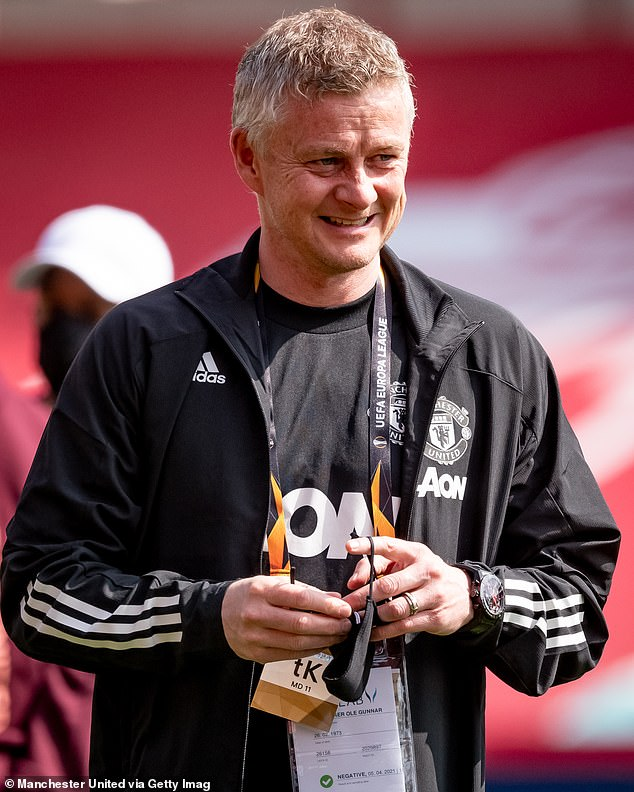 Ole Gunnar Solskjaer sees Rice as a potential successor to the experienced Nemanja Matic