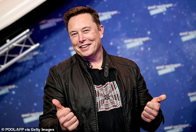 Elon Musk has now said he does support COVID-19 vaccines because the 'science is unequivocal', just one month after he stoked fears about 'negative reactions' to second shots