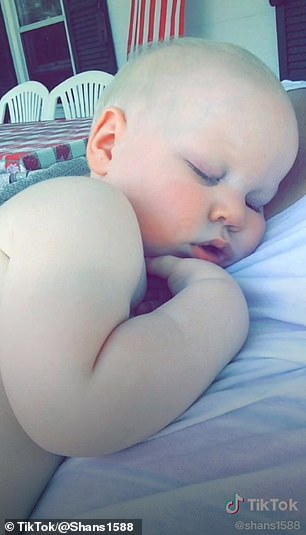 Looking back: The mom said her son came home from the hospital wearing clothes sized for babies who are six to nine months old