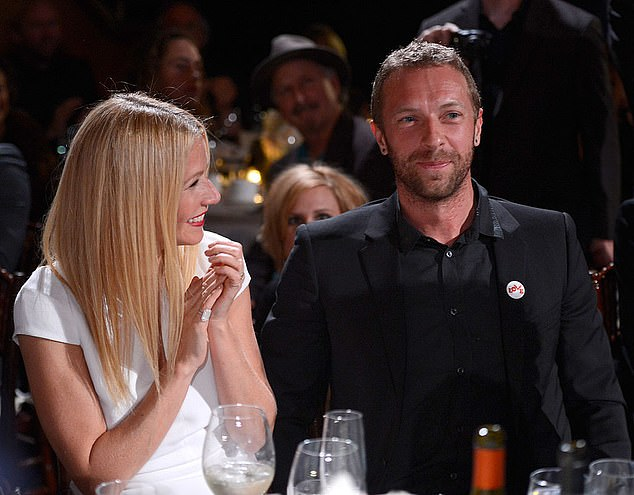 It was then: Paltrow and Martin are deemed 'consciously decoupled' in 2014 and officially divorced in 2016