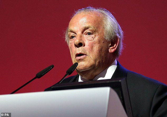 PFA chief Gordon Taylor called for the squad caps in Leagues One and Two to be raised to 25
