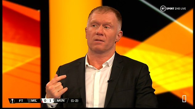 Paul Scholes also raised doubts over whether Manchester City would want to sign Haaland