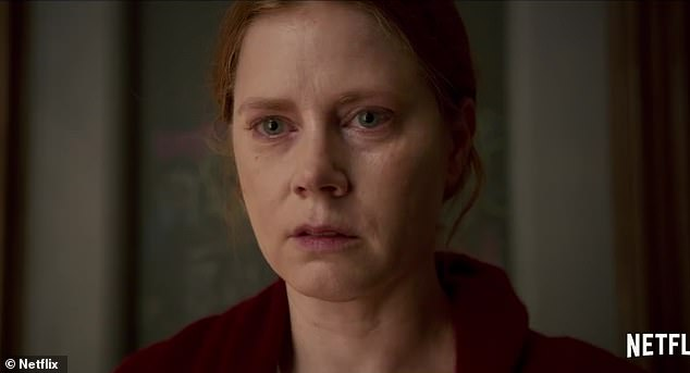 New trailer:Amy Adams plays an agoraphobic woman who believes she saw a new friend get murdered in the new trailer for Netflix's The Woman in the Window
