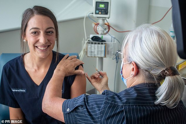 Tasmania has halted first-dose injections of the AstraZeneca COVID-19 vaccine for people aged under 50 years, following federal health advice