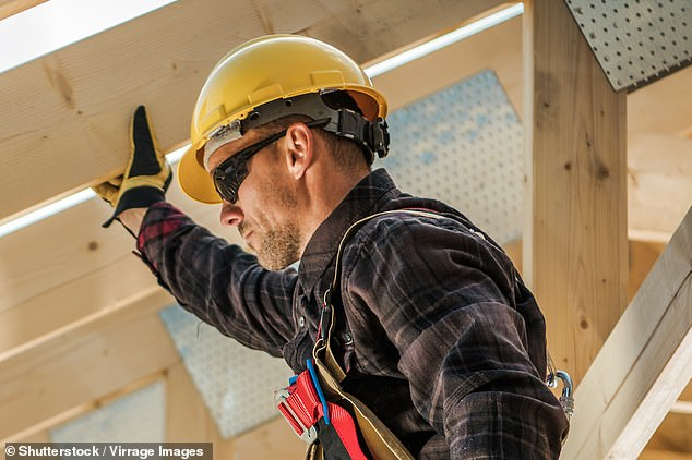 Experts believe that those who have physical jobs are less inclined to exercise. A studyfound those who reported ¿high¿ and ¿very high¿ work activity levels were 13 and 27 per cent more likely to die over ten years