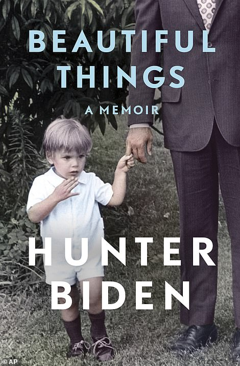 Hunter's new memoir, Beautiful Things, came out Tuesday and promised to give a candid account of the president's son's addiction