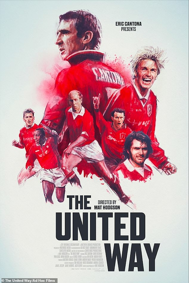 The United Way film is released on Blu-Ray and DVD on May 10 before being screened on Sky Documentaries and streaming service NOW from May 24