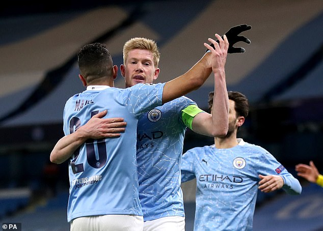 Kevin de Bruyne inspired a victory over Dortmund but with Haaland they could be even better