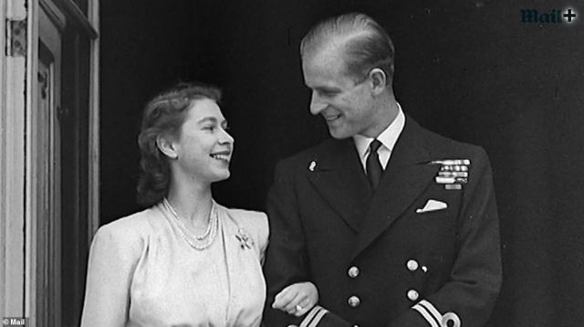 The Queen and Prince Philip's wedding, attended by an array of foreign kings and queens, captured the public imagination in the austere post-war days of November 1947