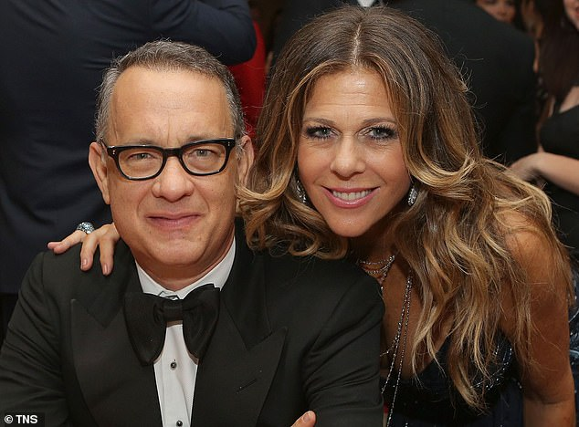 Affirmed: Unfortunately for her, the News of the World interpreter had already started dating his future wife Rita Wilson at the time: `` He was already with Rita Wilson.  They were dating but had not yet married.  So he was completely off limits, but he was adorable ''