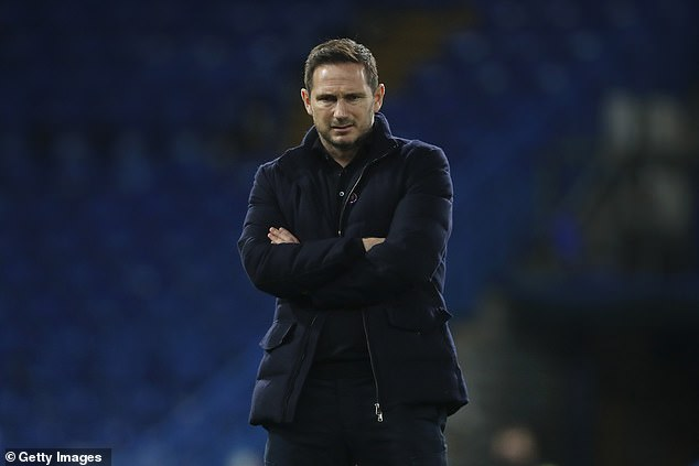 Lampard was keen to stress that he wants to return to management as soon as possible.