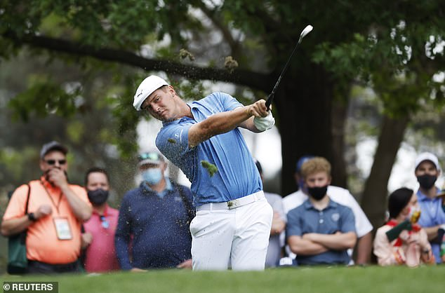 DeChambeau's play is based on high risk with low margin for error - it must always be good