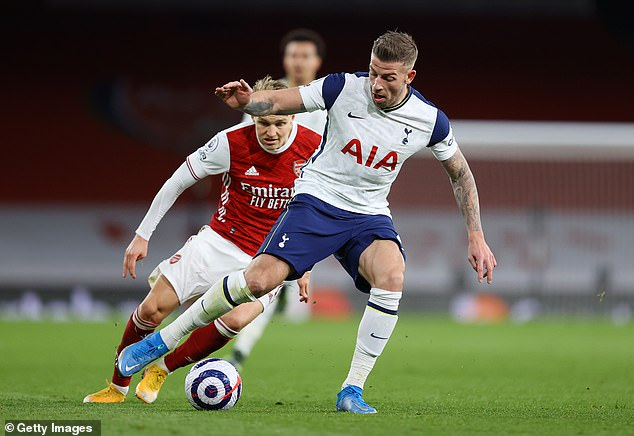 The mood now is very different, having outed stars like defender Toby Alderweireld recently