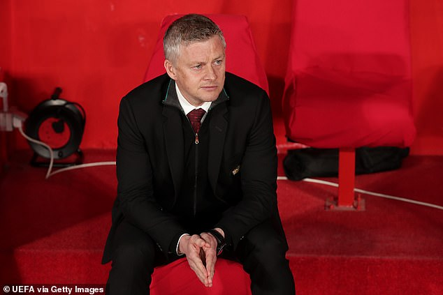 Solskjaer claims his United side will fired up but not wound up for the Tottenham rematch