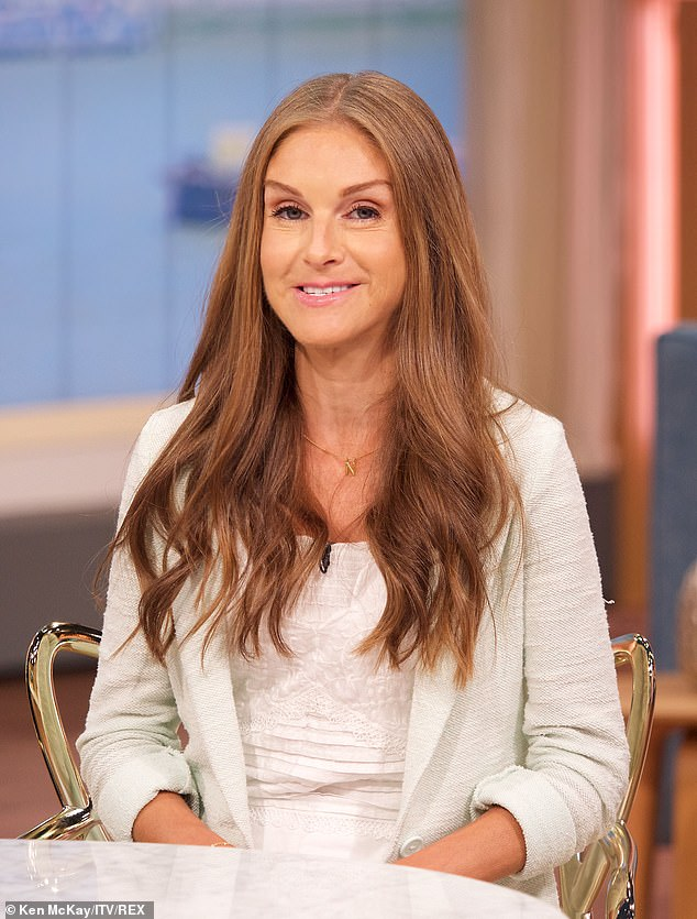 Tragic: It is believed that Nikki, who is counted as one of Big Brother's most memorable stars, was released from hospital in Devon a day before her death (pictured in 2019)