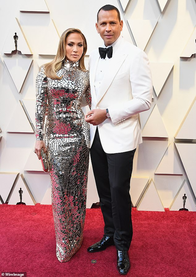 It's all good: A source recently spoke to Entertainment Tonight and remarked that, although the two have not been seen together lately, they are 'looking forward to when this all blows over'; the couple is pictured at the91st Annual Academy Awards in 2019