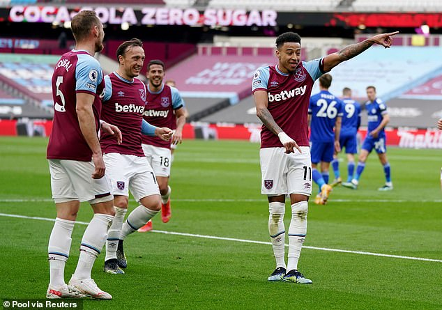 The midfielder is thriving with the Hammers and can't stop scoring since completing his loan