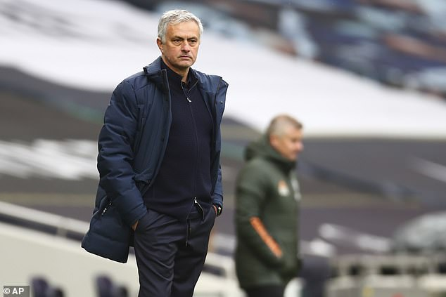 Mourinho insisted he doesn't 'know anything anymore' after being quizzed on the decision
