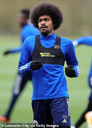 Choudhury rose through the youth ranks at Leicester, but he was widely expected to leave the club in January.