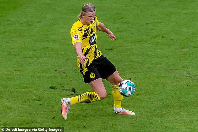 Erling Haaland is Europe's most in-demand player and could leave Dortmund this summer