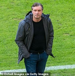 Dortmund (foto direktur olahraga Michael Zorc) menolak untuk mengalah musim panas lalu ketika United mengejar Jadon Sancho