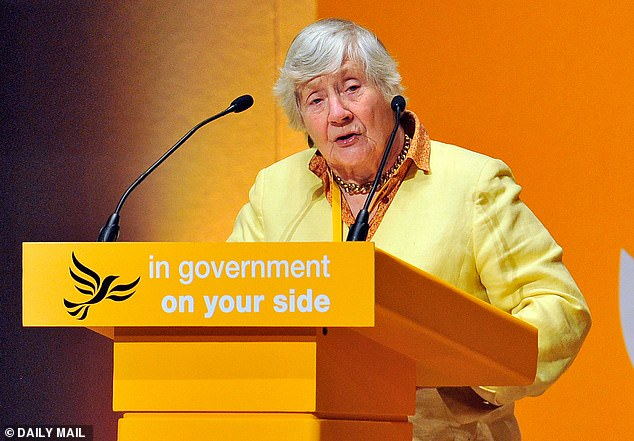 The peer, who represented the Liberal Democrats in the Lords - was one of the disenchanted ex-Cabinet ministers who rocked politics when they set up the short-lived Social Democratic Party.