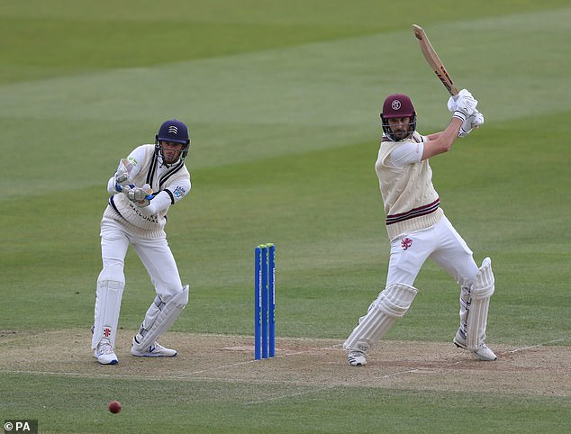 Cricket's County Championship is also set to pause between 2:50pm and 4:10pm