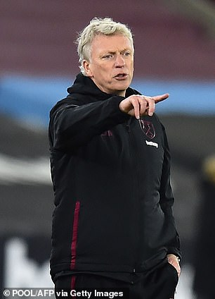 West Ham United boss David Moyes