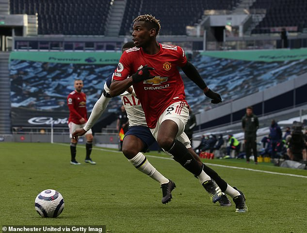 Ighalo also urged Old Trafford chiefs to do everything possible to keep midfielder Paul Pogba