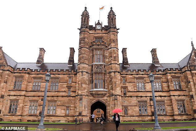 Pablo Bonilla found a way to improve code-writing for supercomputers while he was working on a physics assignment at the University of Sydney (pictured)