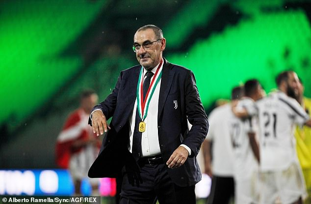 Tottenham could appoint Maurizio Sarri should they part with Jose Mourinho this summer