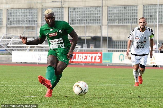 El jugador de 39 años ha estado sin club desde que dejó el Yverdon Sports de la División Tres de Suiza en 2018