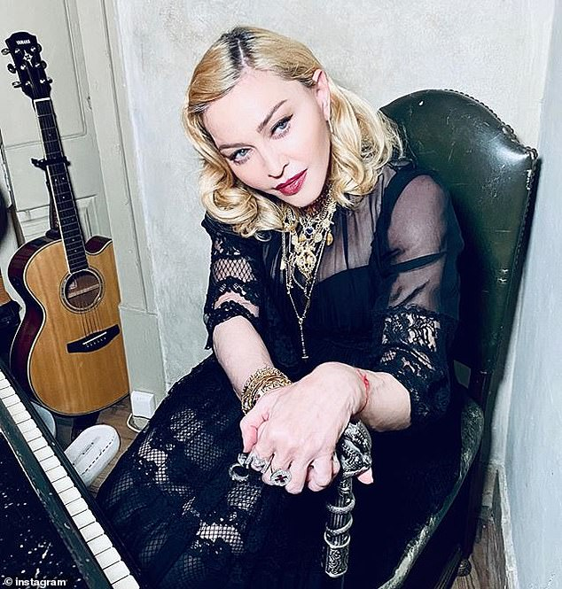 'Awake': Madonna posted on Instagram, calling for gun control across America in recent days