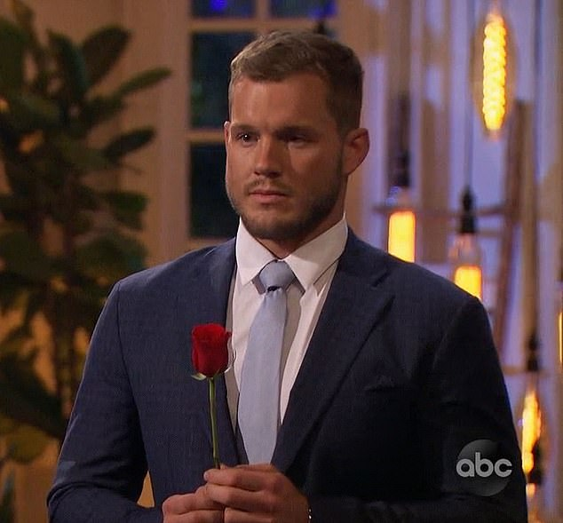 Apology: The Illinois native said that he was sorry for all of the women he 'misled' during his time on the Bachelor franchise