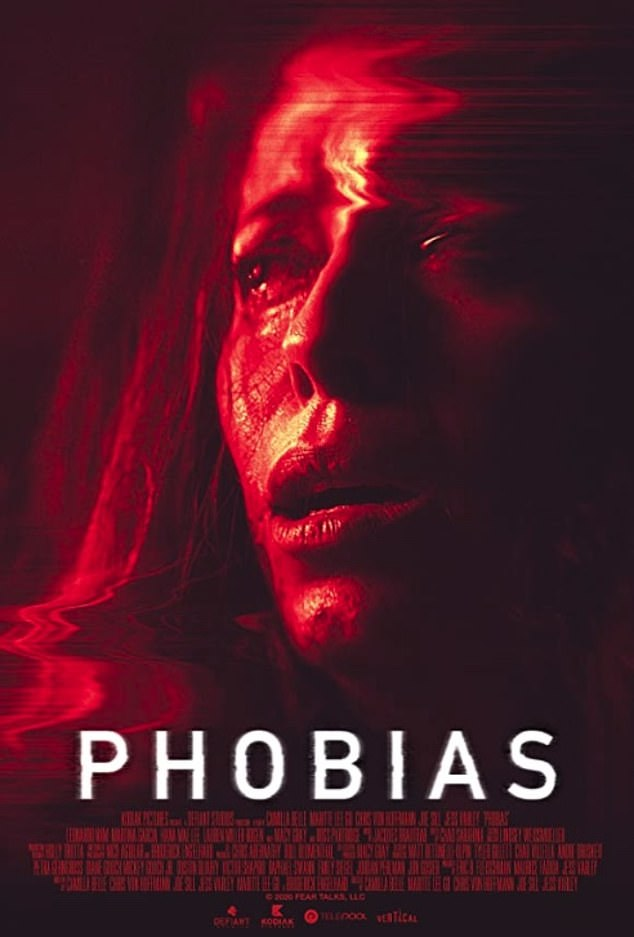 Fright Fest: The last bombshell feature was in the horror thriller Phobias, released in March