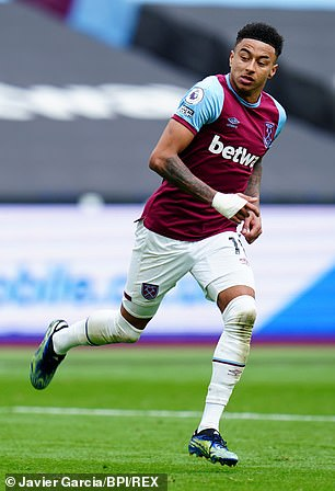 Lingard has been excellent on loan at West Ham